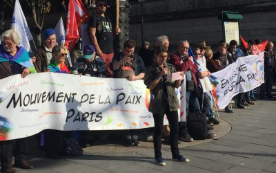Marchons pour la paix