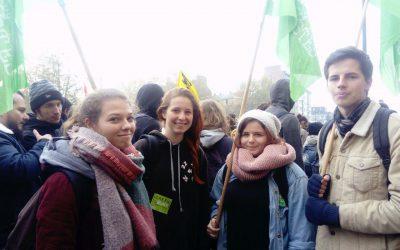 Mobilisons-nous le 22 novembre contre la sélection à l'entrée de l'Université !