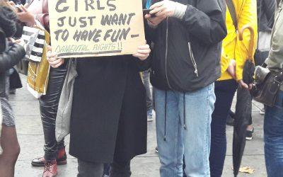 Les organisations de jeunesse s'engagent contre les violences sexistes et sexuelles faîtes aux femmes !