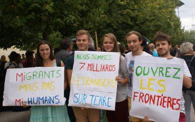 Journée internationale des migrants : les Jeunes Écologistes saisissent la Commission européenne pour non-respect des droits fondamentaux en France