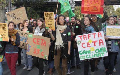 Greta ou CETA?Le choix est fait…etil compromet notre avenir!