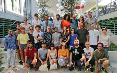 Un nouveau bureau et un nouveau cap pour les Jeunes Écologistes