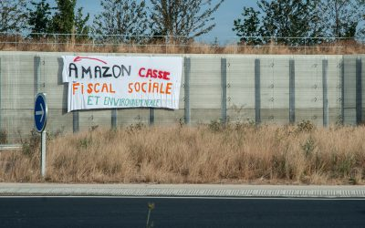 La résistance contre Amazon continue.