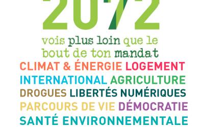 Les Jeunes Écologistes dévoilent leurs propositions pour 2012 et…2072 !