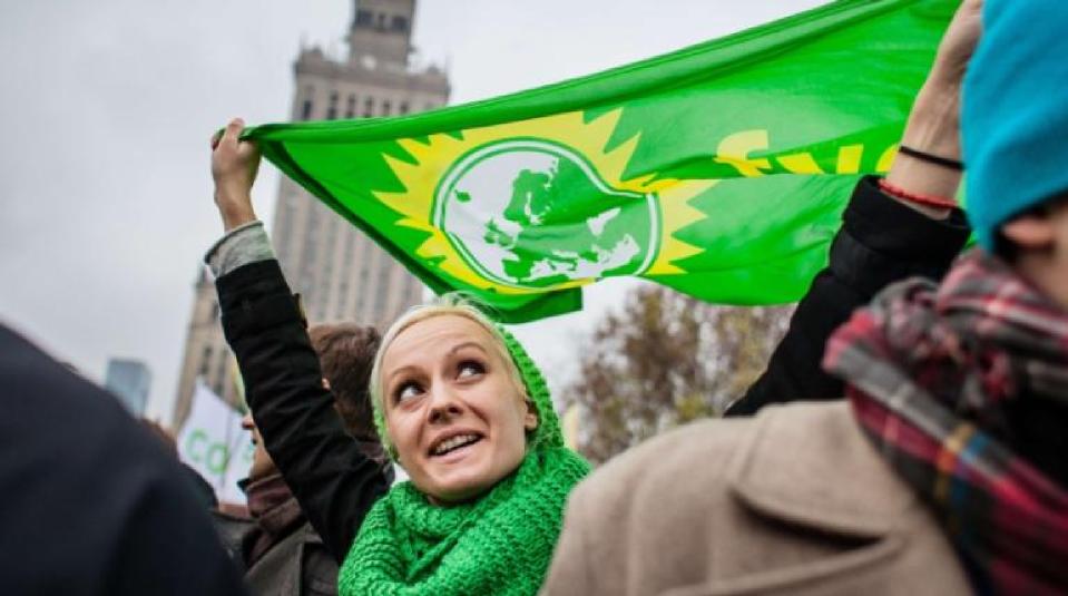 Les Jeunes Écologistes accueillent l'Assemblée Générale des Jeunes Verts Européens à Strasbourg