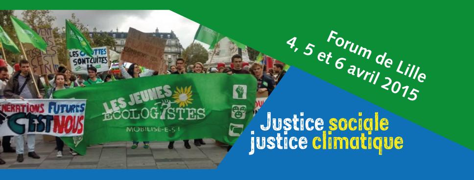 A Lille, les Jeunes Écologistes mettent le cap sur la Cop 21 !