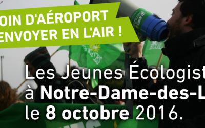Contre l'aéroport de Notre Dame des Landes, on atteint la rage de raison