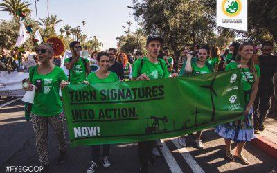 """La """"Trumpisation"""" de la COP 22 : un prétexte à l'inaction"""