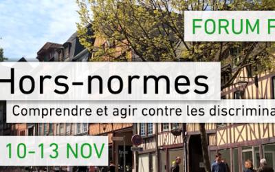 Un forum Hors-Normes pour Rouen