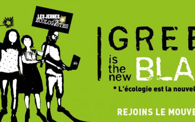 """""""Green is the new black"""""""