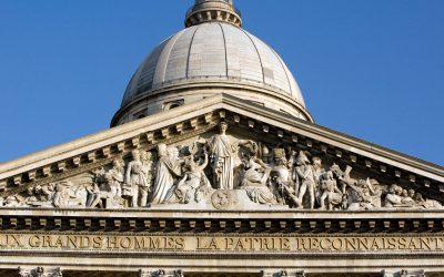 """Le Code du travail au Panthéon ! """"Aux grands Hommes, la Patrie reconnaissante"""""""