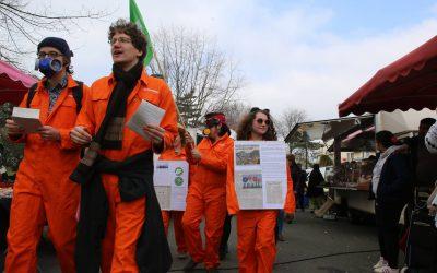 Bure : la répression au service du lobby nucléaire