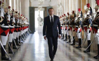 Congrès de Versailles : discours d'un roi