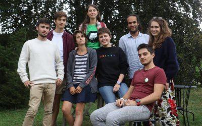 A Strasbourg, les Jeunes Écologistes élisent leur nouveau bureau exécutif