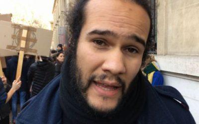 [L'Obs] Première grève pour le climat en France, ce militant témoigne