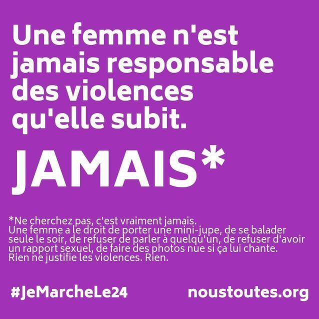 """""""RAS-LE-VIOL!"""" : Marchons pour un féminisme radical et total qui lutte contre les violences patriarcales !"""