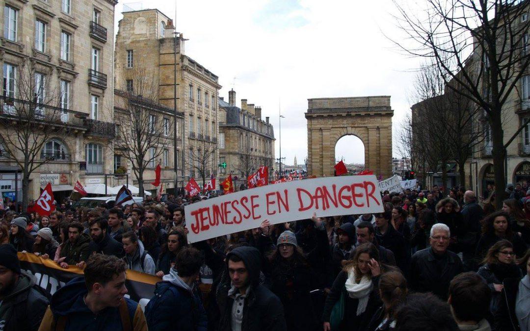 Planète et retraites en danger : une jeunesse mobilisée contre un avenir de précarité
