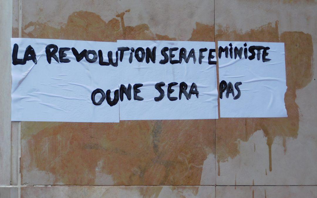 8 mars : le patriarcat à la casse ! On se lève et on se barre !