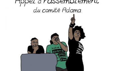 Contre le racisme et les violences policières, répondons présent.e.s.